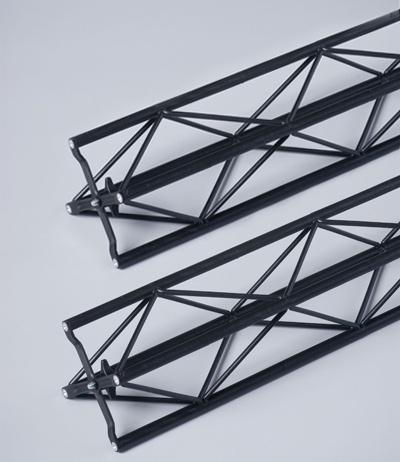 Modul x modules de 10 200cm smx 10 for Stand modulaire aluminium